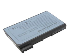 8-Cell Li-Ion Battery for Dell Latitude C CP CPI CPX Inspiron 2500 4000 8000 seires Laptops